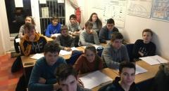 "SuliMoped KRESZ vizsga ""C"" csoport 2019-2020"